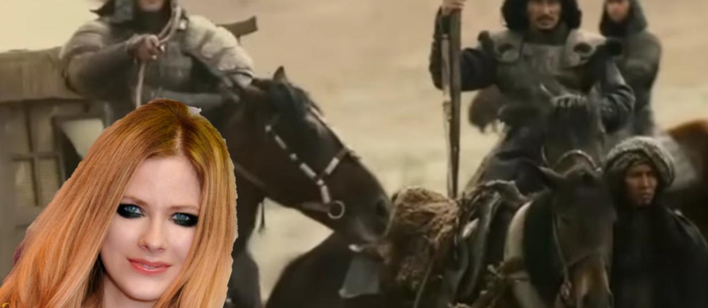 Jak brzmi Avril Lavigne jako mongolski folk metal?