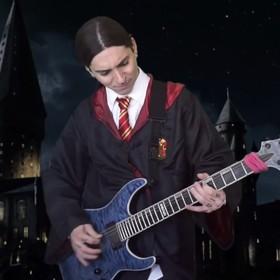 Jak brzmi główny motyw z filmów o Harrym Potterze na metalowo?