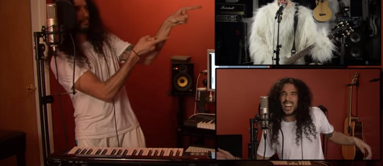 Jak brzmi Gorillaz w stylu Queen, The Prodigy i Foo Fighters?