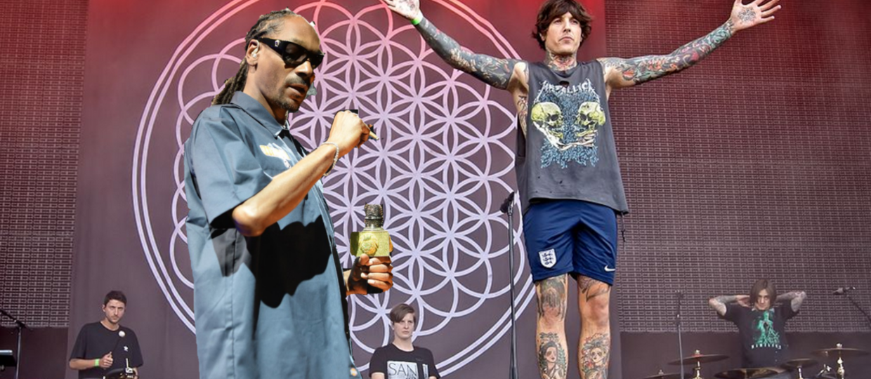 Jak brzmi mashup Bring Me The Horizon ze Snoop Doggiem?