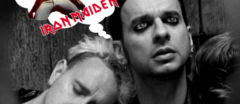 Jak brzmi mashup Iron Maiden i Depeche Mode?