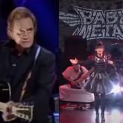Jak brzmi mashup Johnny'ego Casha i Babymetalu?
