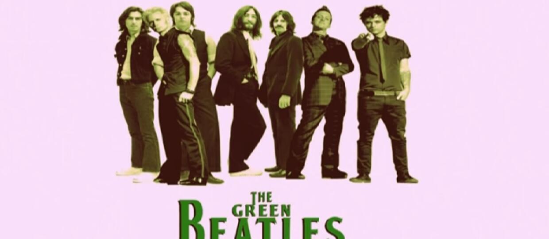 Jak brzmi mashup The Beatles i Green Day?