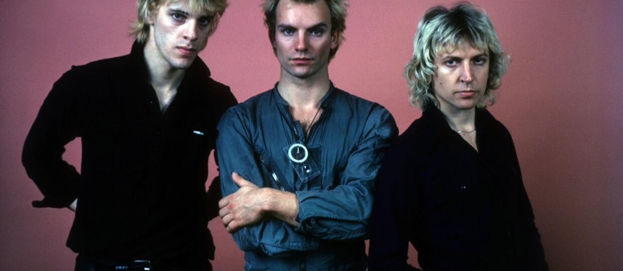 "Jak brzmi ""Message In A Bottle"" The Police z deathmetalową perkusją?"