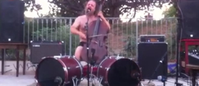 Jak brzmi metal w wykonaniu szalonego wiolonczelisty?