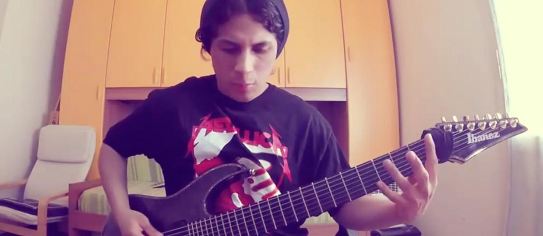 Jak brzmi Metallica w wersji djent?