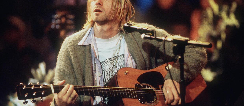 Jak brzmi Nirvana bez instrumentów?