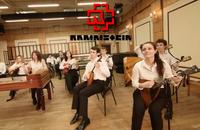 Jak brzmi Rammstein w rosyjskim stylu na bałałajce?