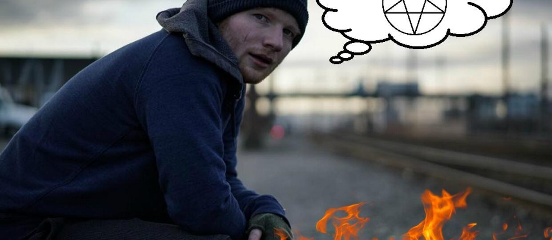 """Jak brzmi """"Shape of You"""" Eda Sheerana w metalowej wersji?"""
