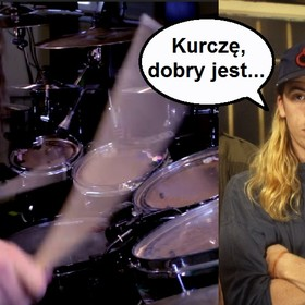 "Jak brzmi ""Smells Like Teen Spirit"" Nirvany z blastami?"