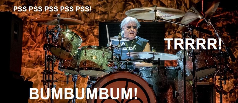 """Jak brzmi """"Smoke On The Water"""" Deep Purple z blastami?"""