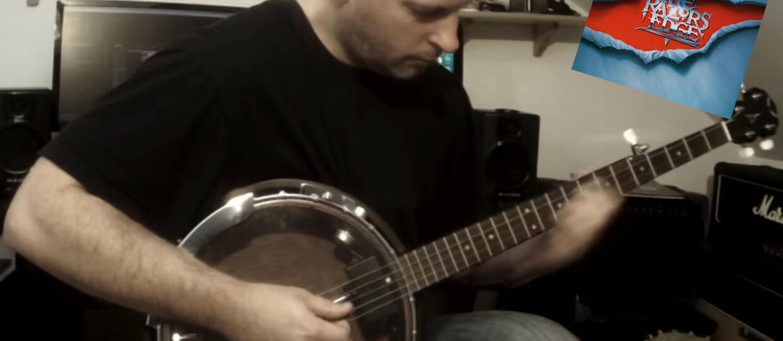 Jak brzmi utwór AC/DC zagrany na banjo?