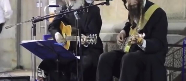 Jak brzmi utwór Pink Floyd zagrany przez Żydów?