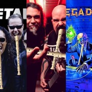 Jak brzmią najgorsze covery Metalliki, Slayera i Megadeth?