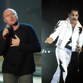Jak brzmią Phil Collins i Freddie Mercury w jednym utworze?