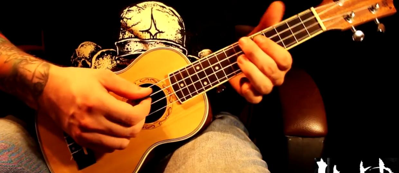 Jak brzmią utwory Huntera, Turbo, Frontside zagrane na ukulele?