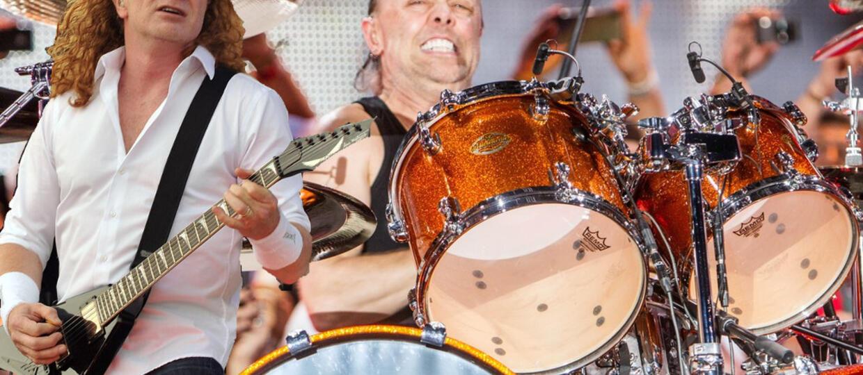 Jak brzmiałby Megadeth z Larsem Ulrichem?