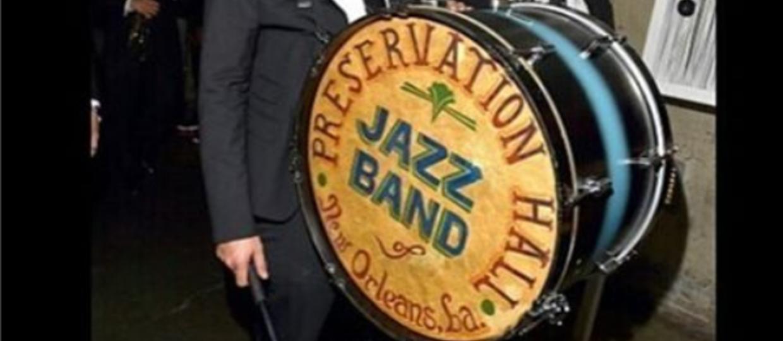 Jak Dave Grohl jazzował na Grammy 2016?