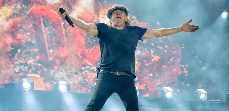 Jak dobrze znasz Briana Johnsona z AC/DC?