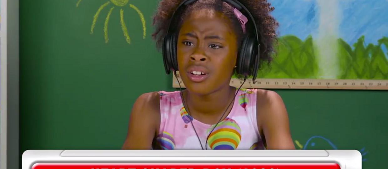 Jak dzieci reagują na muzykę Nirvany?