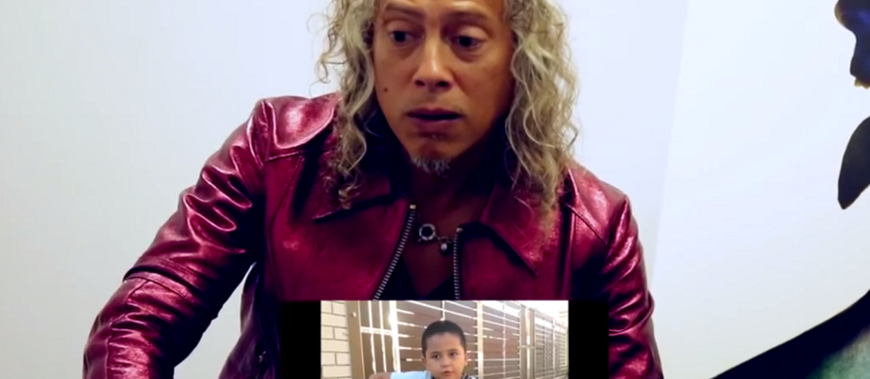 Jak Kirk Hammett ocenił covery Metalliki?