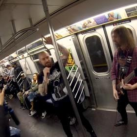 Metal w metrze