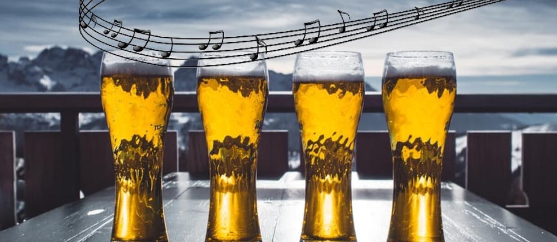 Jak muzyka wpływa na odczuwany smak piwa?