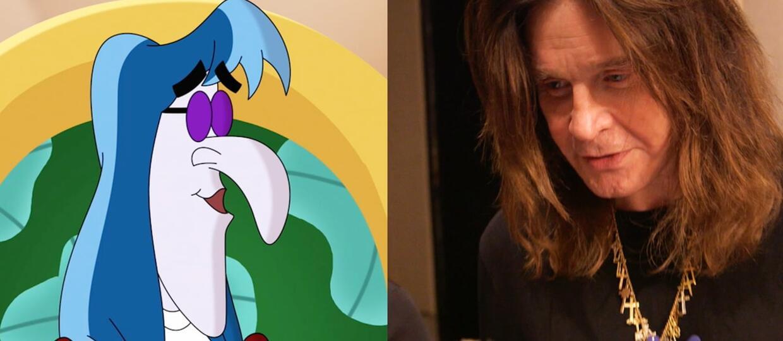 Jak Ozzy Osbourne nagrywał dubbing do animacji Disneya?