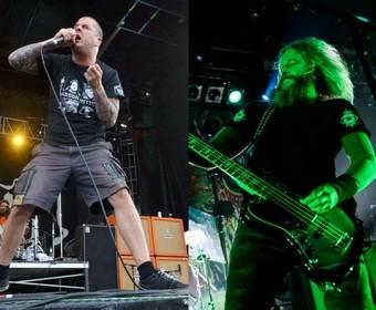 Jak Phil Anselmo żartował nad pisuarem z muzyków Mastodona?