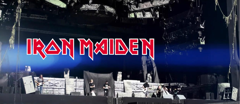 Jak powstaje scena Iron Maiden?