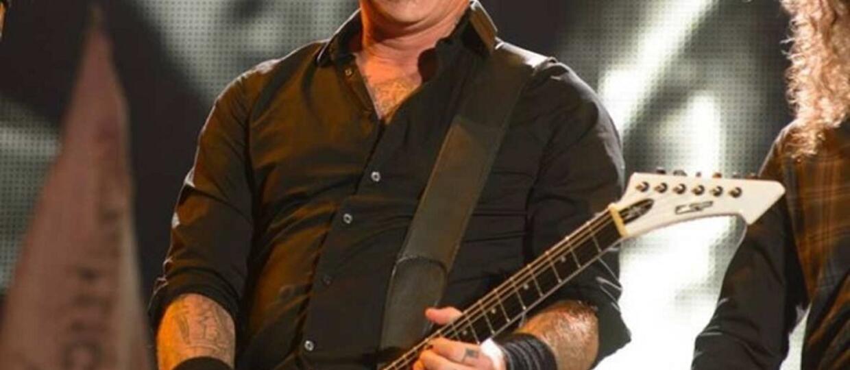 """Jak sprawdza się James Hetfield w """"Atlas, Laugh!""""?"""