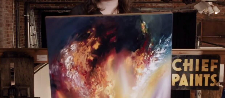 Jak synestezja pozwala malować niesamowite obrazy do ulubionych piosenek?