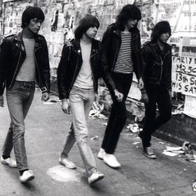 Jak wygląda zespół Ramones z klocków LEGO?