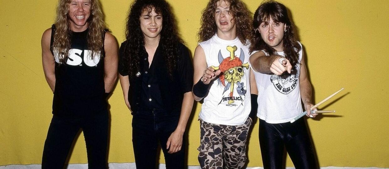 Metallica w latach 80.