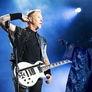 James Hetfield grał na perkusji w powietrzu słuchając koncertu Ghosta