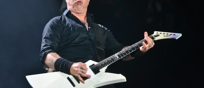 James Hetfield kończy 55 lat. Oto zdjęcia, które pokazują, że nie zawsze jest poważnym rockmanem
