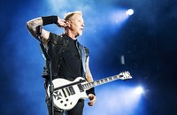James Hetfield z Metalliki