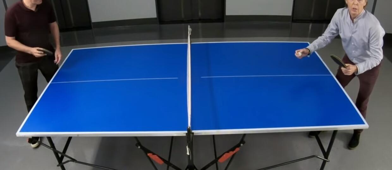 Jedziesz windą, a tu Paul McCartney gra w ping-ponga. Co robisz?