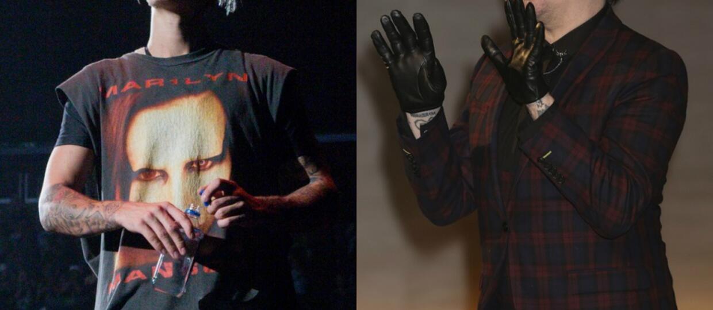 Justin Bieber do Mansona: Dzięki mnie znów się liczysz