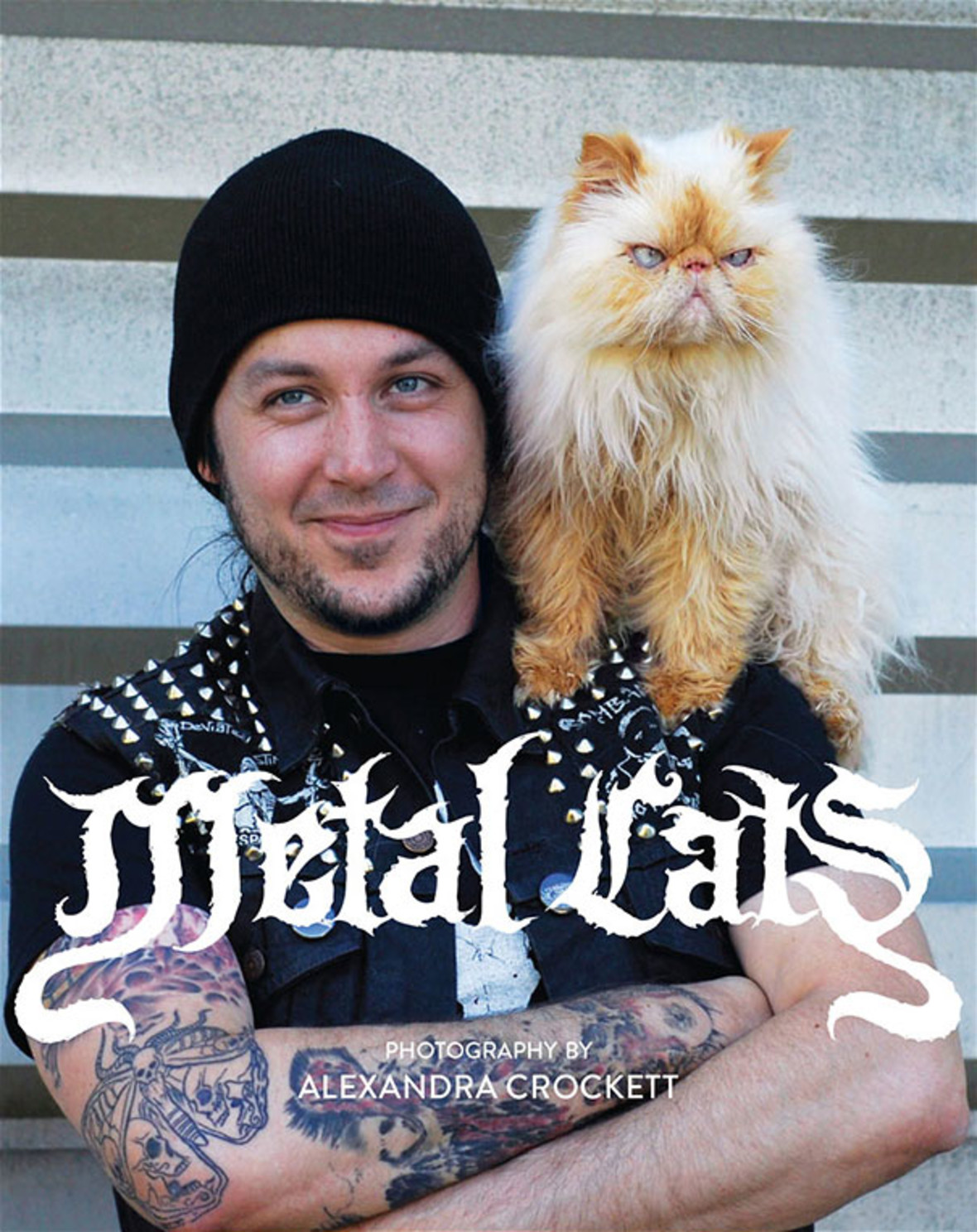 Każdy metal kocha kotki!
