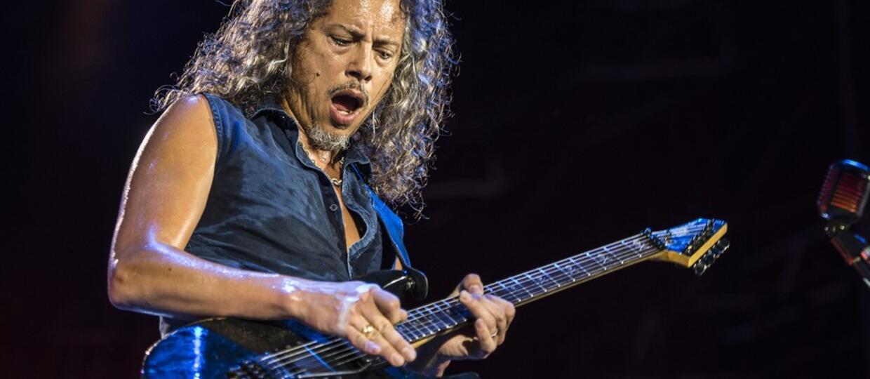 Kirk Hammett z Metalliki o utworze, dzięki któremu sięgnął po gitarę