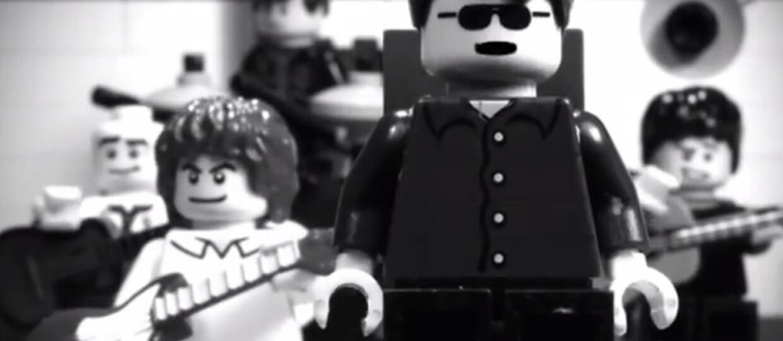 Klip Oasis odtworzy za pomocą klocków Lego