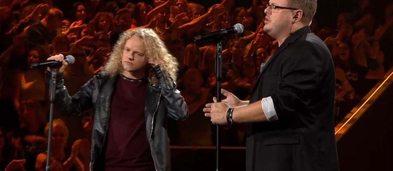 Knockin' On Heaven's Door w talent show