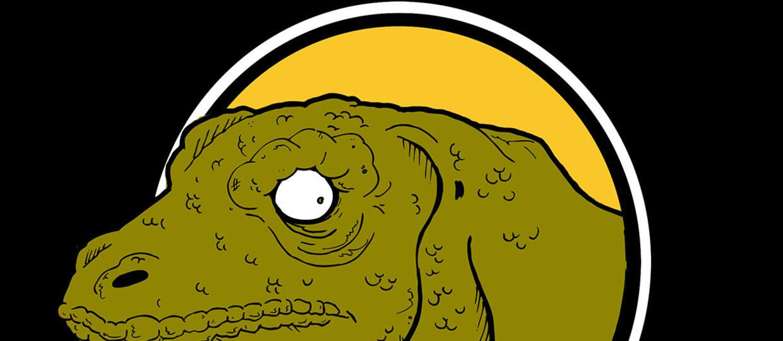 """Komiks o Acid Drinkers - """"Waran uderza ponownie"""""""