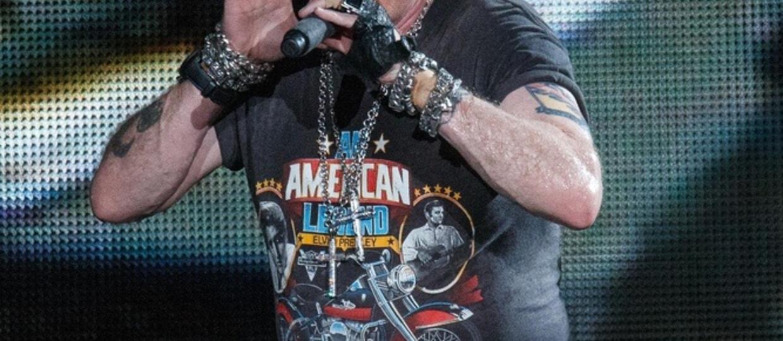 Kompilacja wpadek Guns N' Roses na scenie