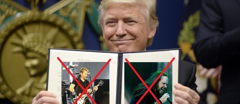 Korn i Nickelback zakazane przez Departament Obrony Stanów Zjednoczonych