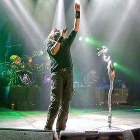Jonathan Davis z grupy Korn