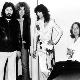 Led Zeppelin 50-lecie grupy