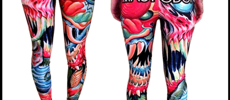 Kup legginsy od zespołu Mastodon!