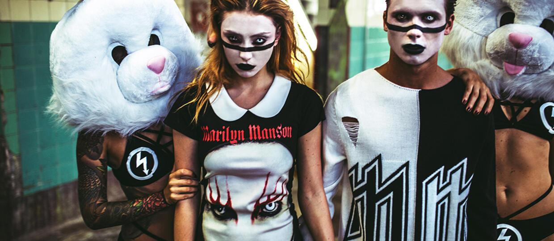 Kup mroczne majtki od Marilyna Mansona